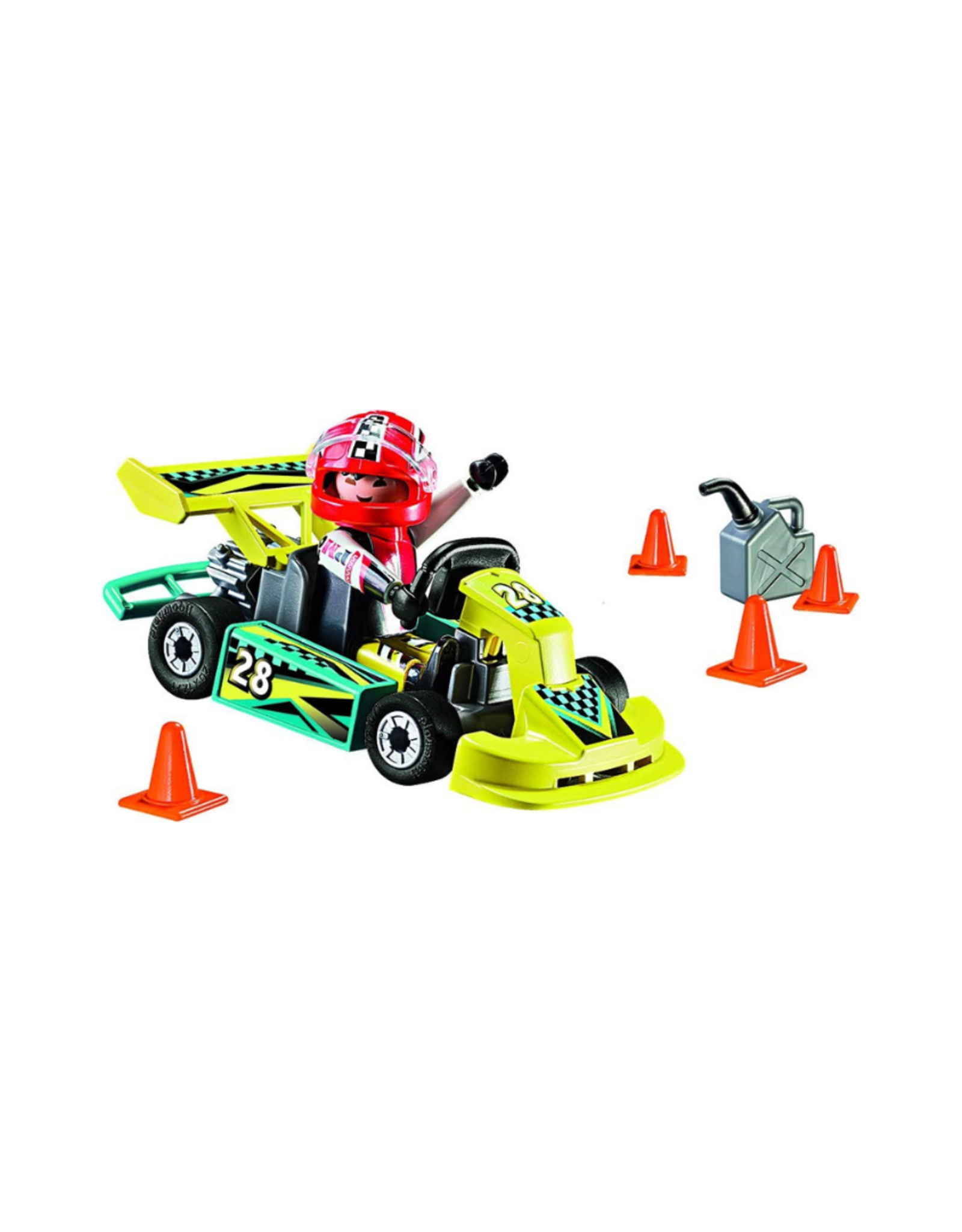 Playmobil PM - Go-Kart Racer Carry Case