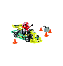 Playmobil PM - Go-Kart Racer Carry Case
