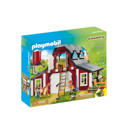 Playmobil PM - Barn with Silo