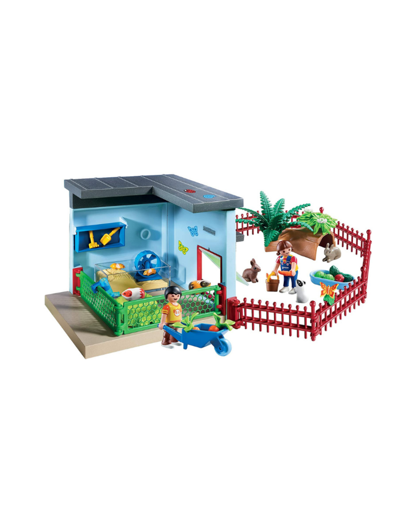 Playmobil PM - Small Animal Boarding