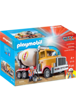 Playmobil PM - Cement Truck