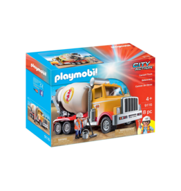 Playmobil PM - Cement Truck