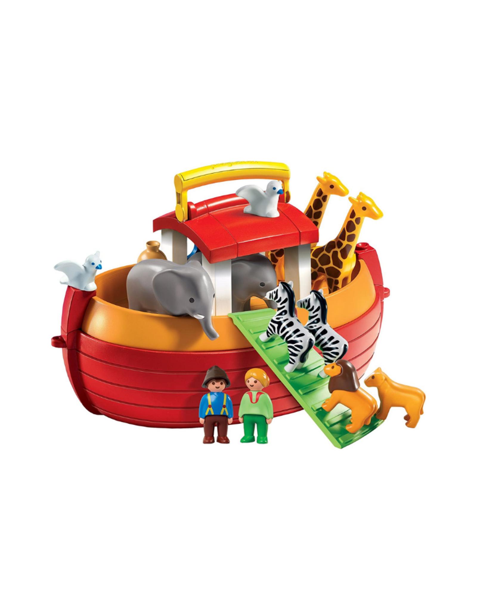 Playmobil PM - My Take Along 1.2.3 Noahs Ark