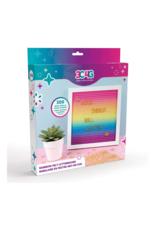 3C4G Rainbow Bright Letter Board