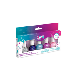 3C4G Holowave Nail Polish 5pk