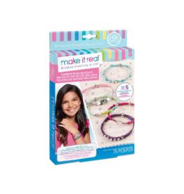 3C4G Rainbow Bling Bracelets