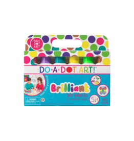 Do A Dot Art Do-A-Dot Markers 6pk - Brilliant