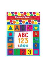 Do A Dot Art Do-A-Dot Book - Play & Learn ABC