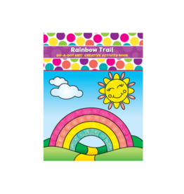 Do A Dot Art Do-A-Dot Book - Rainbow Trail