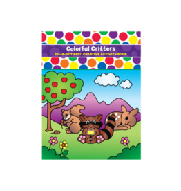 Do A Dot Art Do-A-Dot Book - Colorful Critters