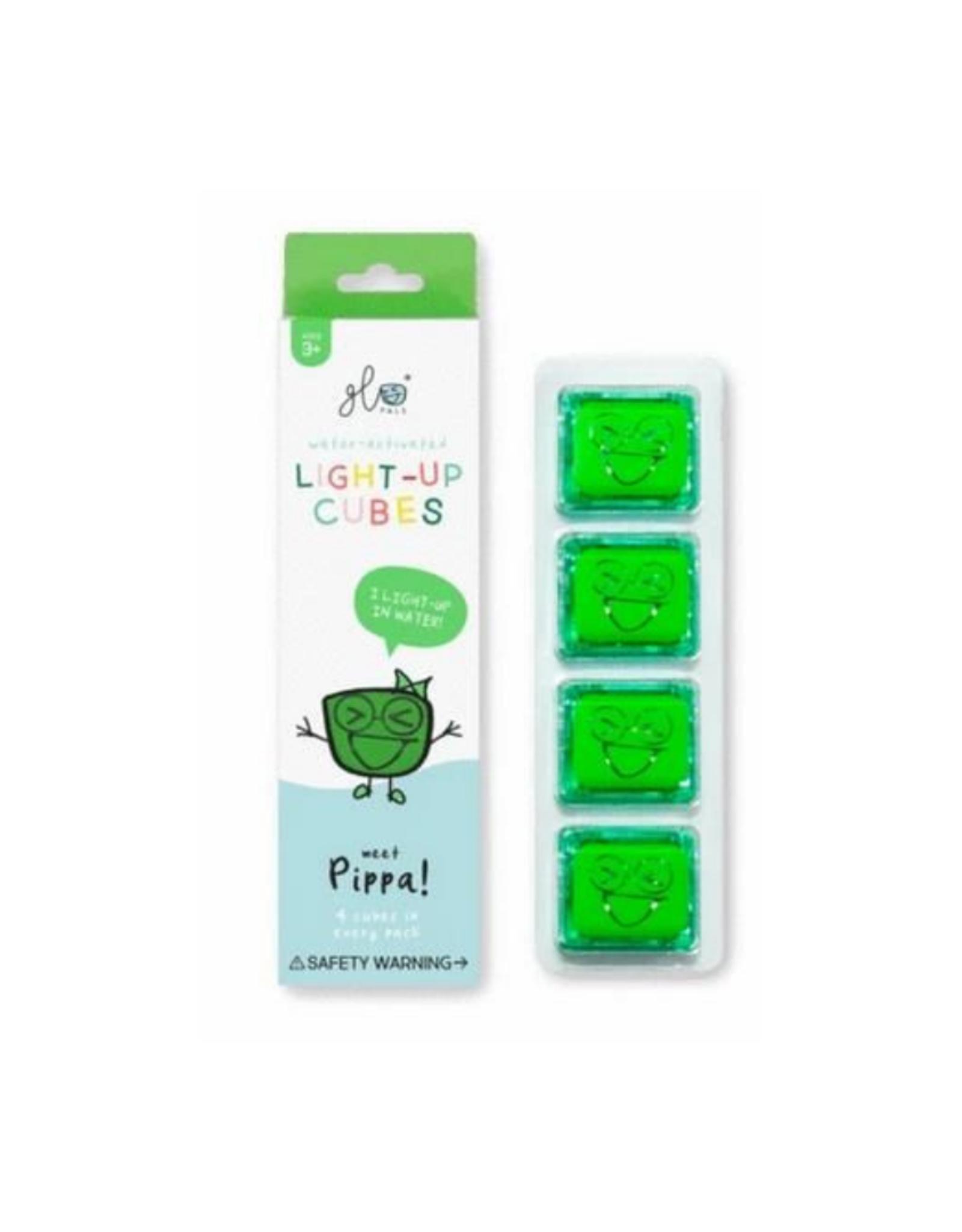 Glo Pals Glo Pals - Pippa 4pk Green