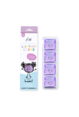 Glo Pals Glo Pals - Lumi 4pk Purple