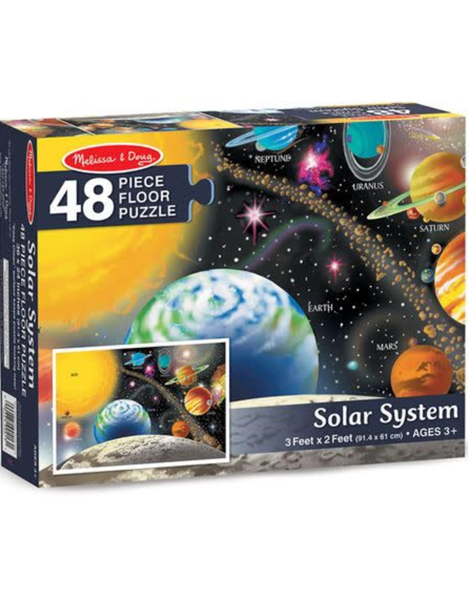 Melissa & Doug Solar System 48pc Floor Puzzle