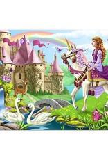 Melissa & Doug Fairy Tale Castle 48pc Floor Puzzle