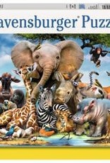 Ravensburger African Friends 300pc Puzzle