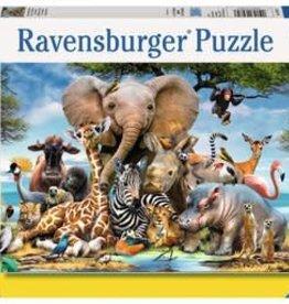 Ravensburger African Friends 300pc