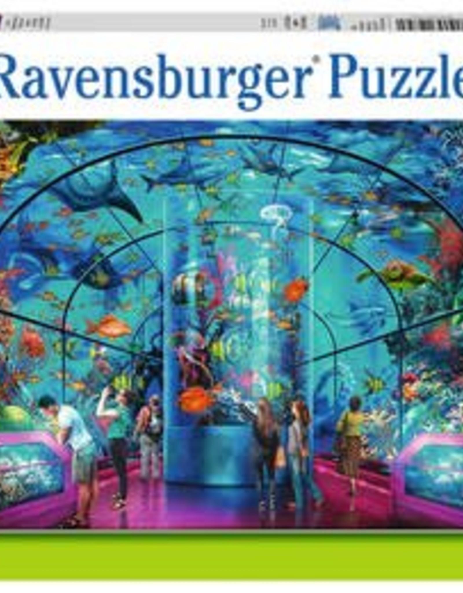 Ravensburger Aquatic Exhibition 200pc Puzzle