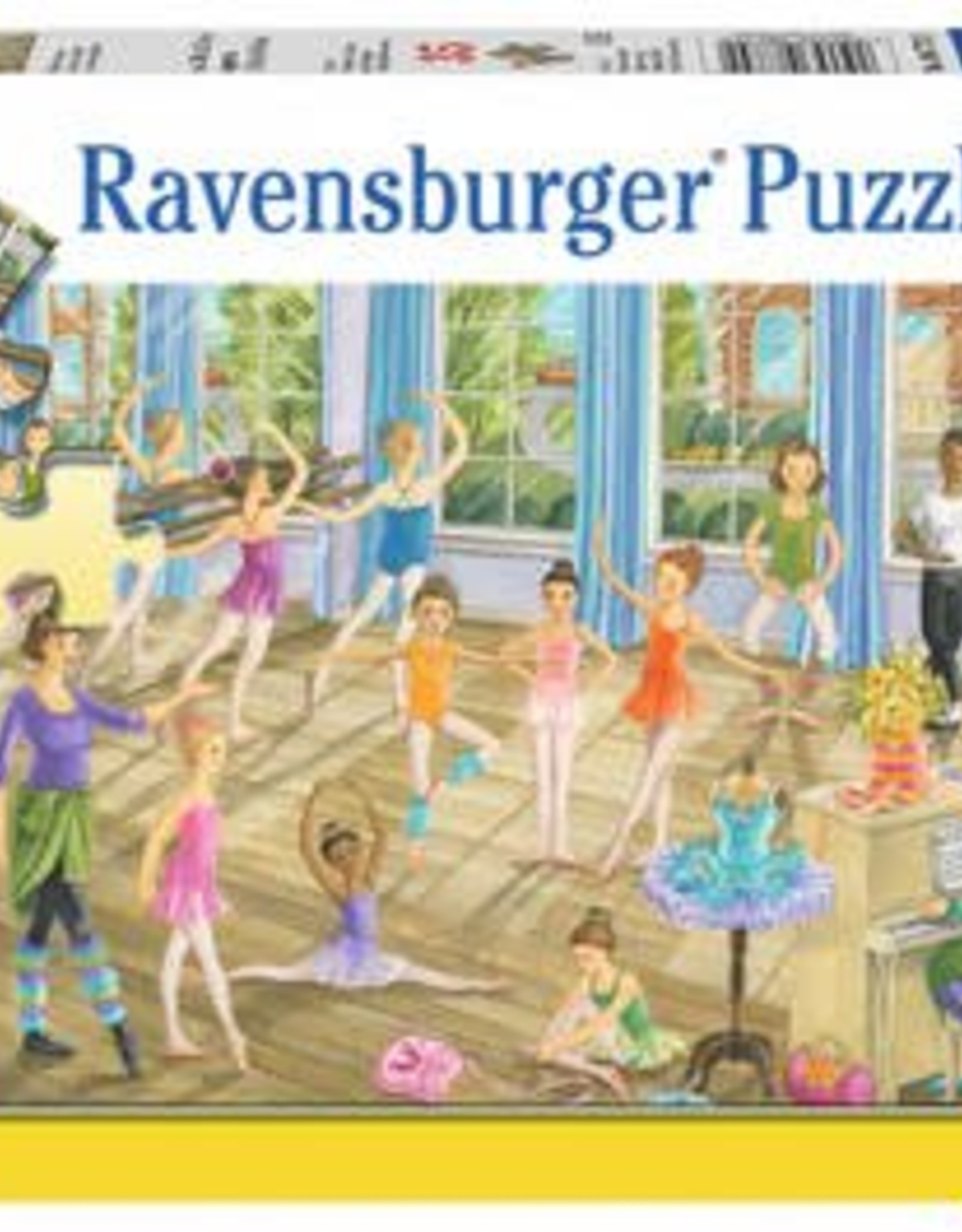 Ravensburger Ballet Lesson 35pc Puzzle