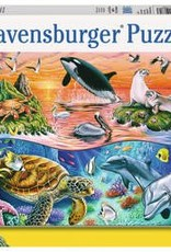 Ravensburger Beautiful Ocean 100pc Puzzle