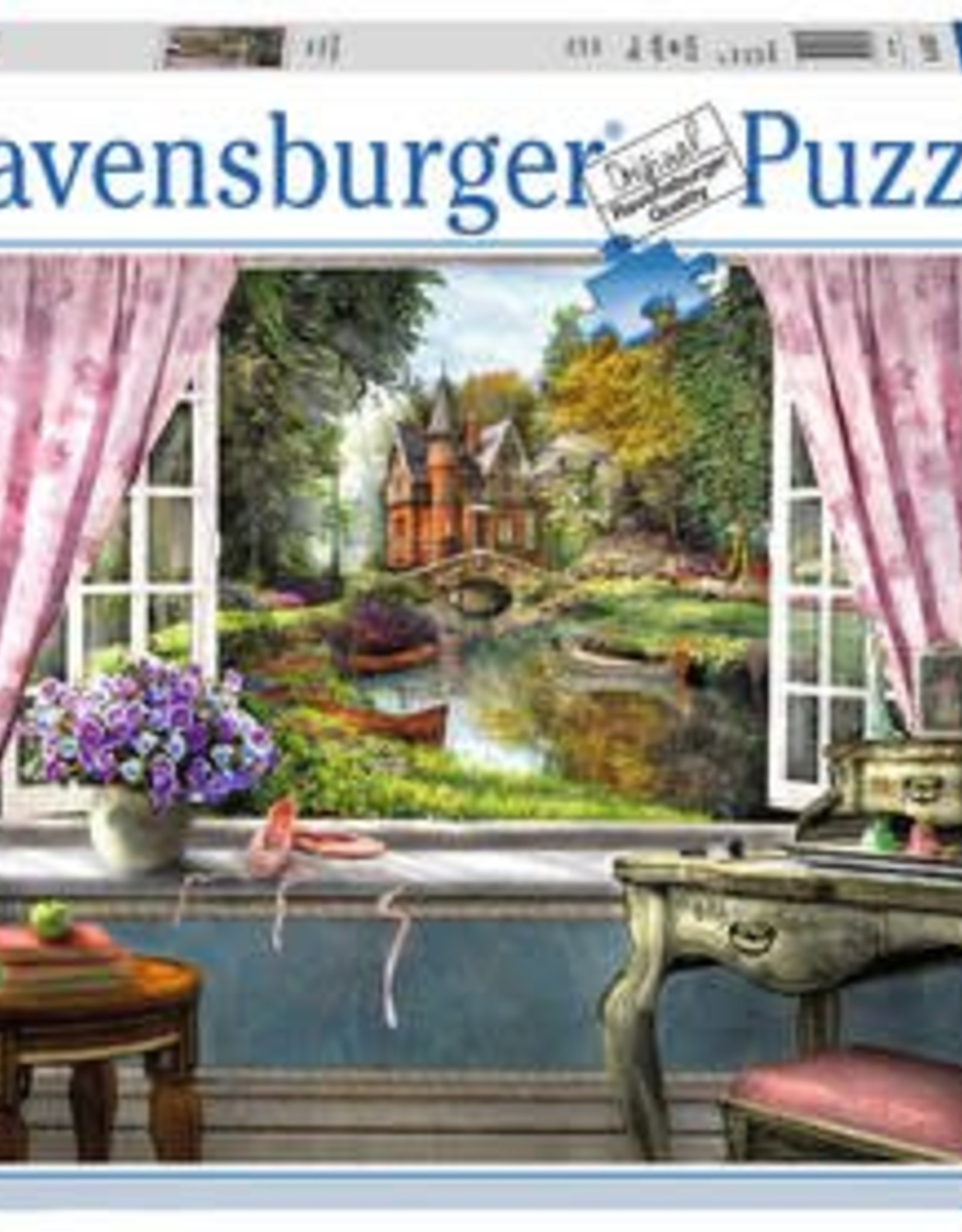 Ravensburger Bedroom View 1500pc Puzzle