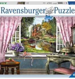 Ravensburger Bedroom View 1500pc