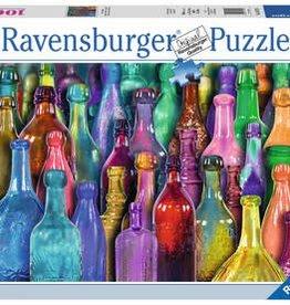 Ravensburger Colorful Bottles 1000pc