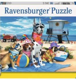 Ravensburger No Dogs on the Beach 100pc