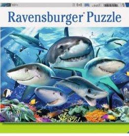 Ravensburger Smiling Sharks 300pc
