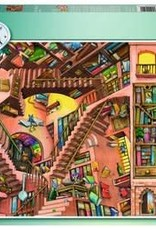 Ravensburger The Ludicrous Library 500pc Puzzle