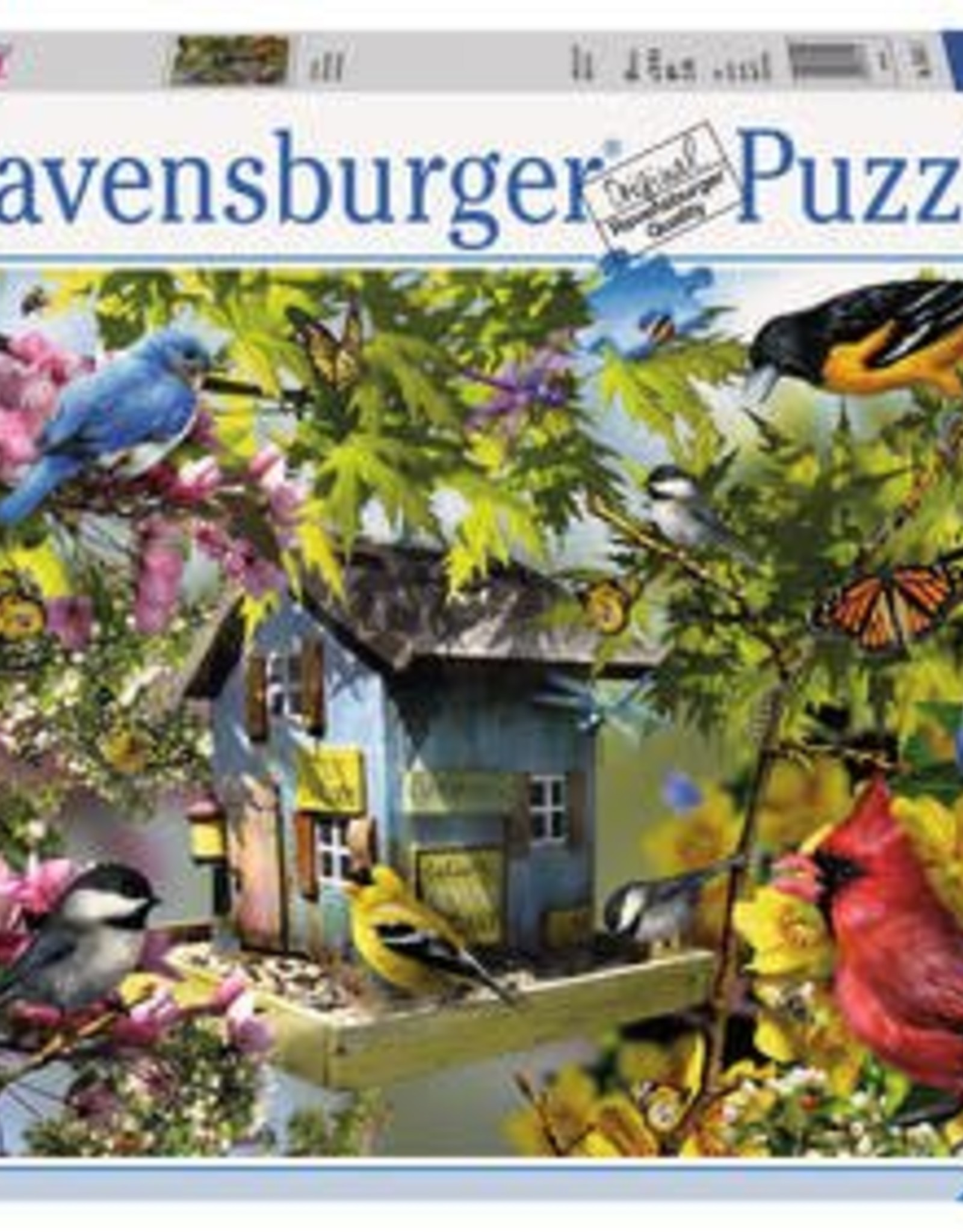 Ravensburger Time for Lunch 1000pc Puzzle