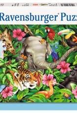 Ravensburger Tropical Friends 60pc Puzzle