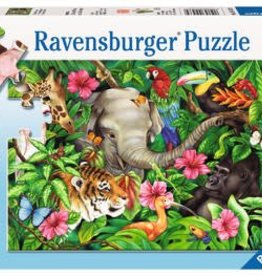 Ravensburger Tropical Friends 60pc