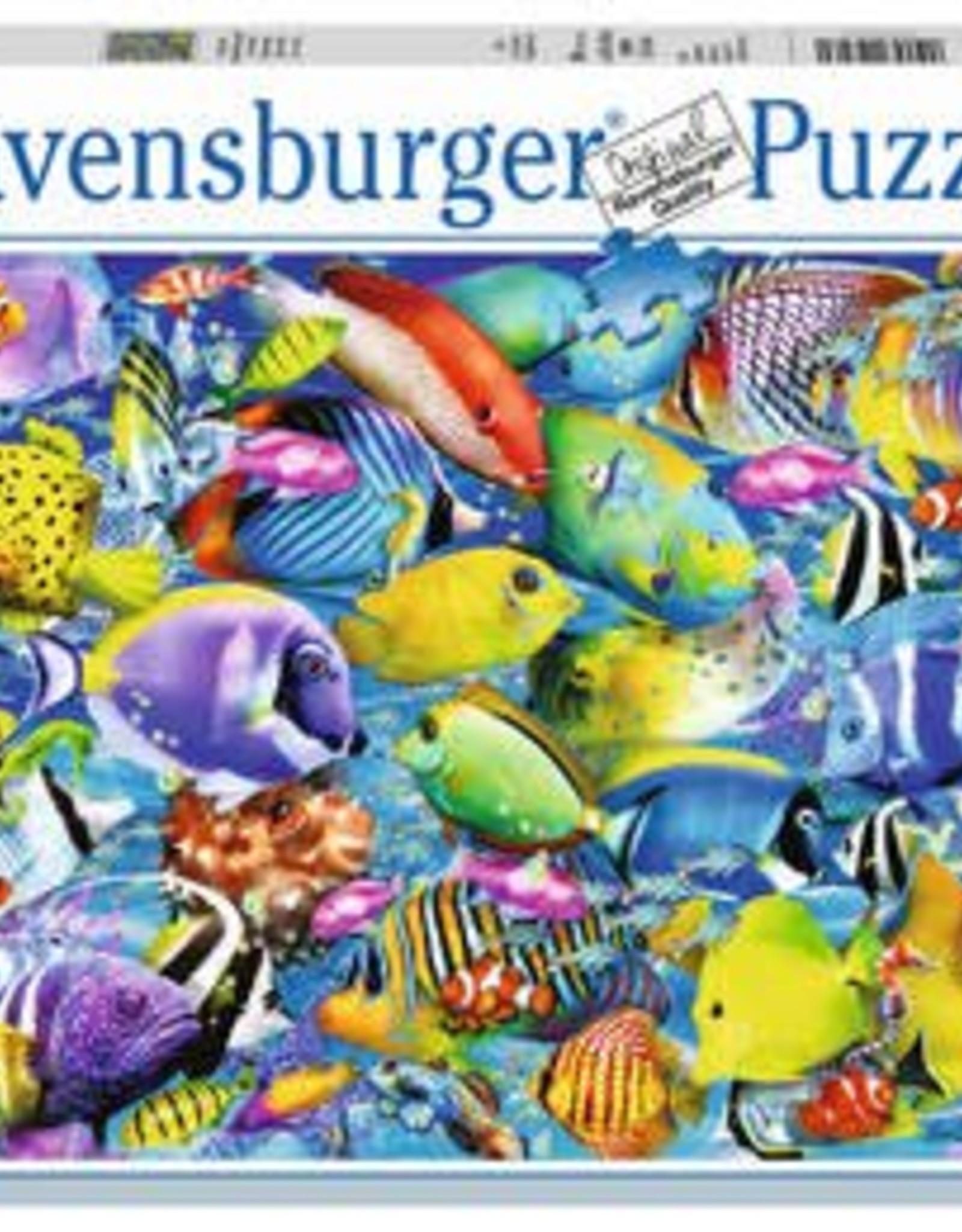 Ravensburger Tropical Traffic 500pc Puzzle