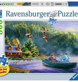 Ravensburger Weekend Escape 500pc Puzzle Large Format
