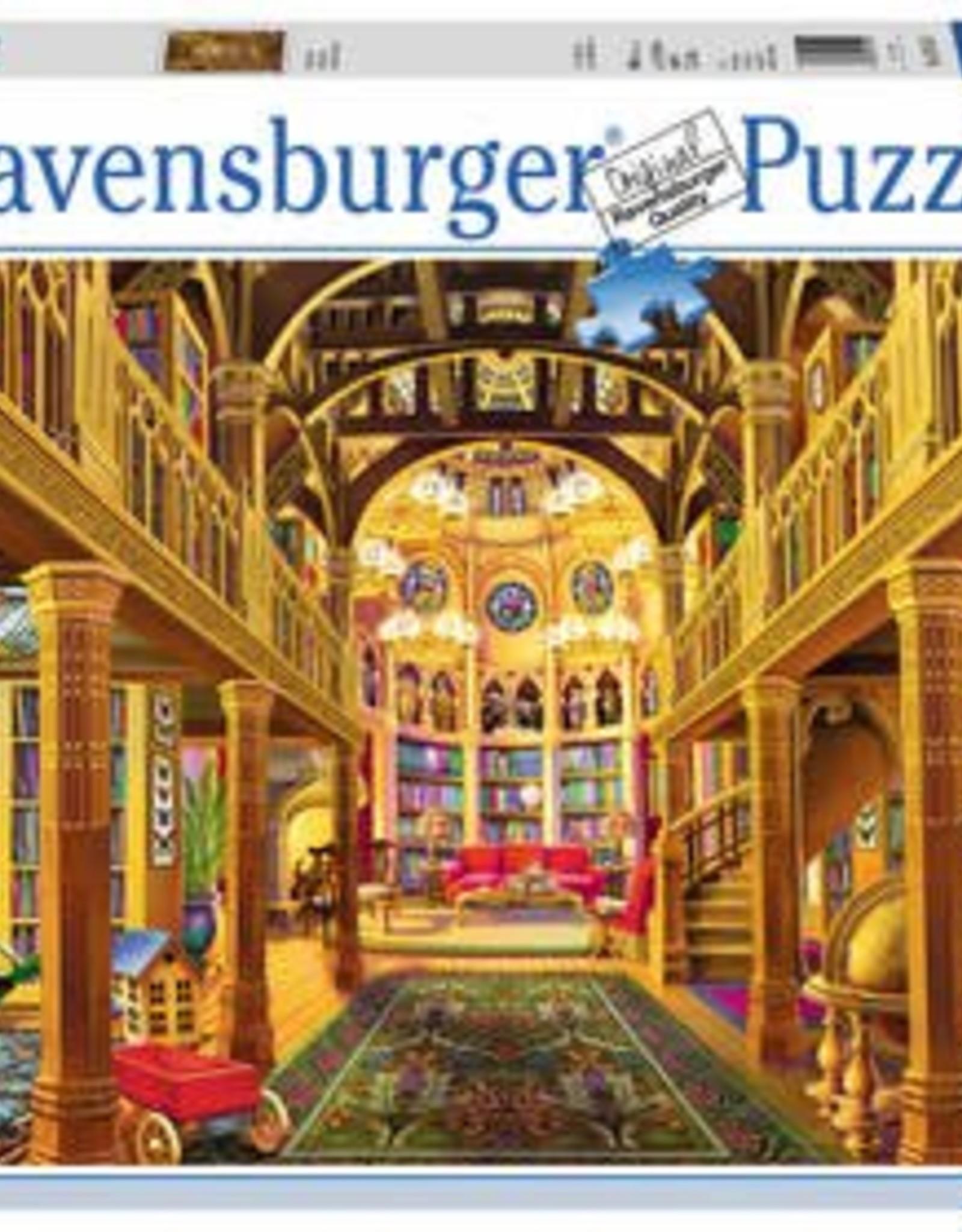 Ravensburger World of Words 1000pc Puzzle