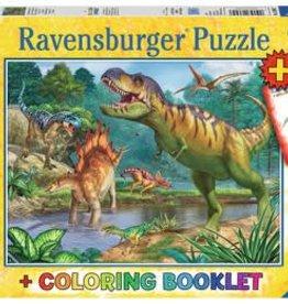 Ravensburger World of Dinosaurs 100pc