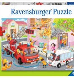 Ravensburger Firefighter Rescue! 60pc