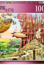Ravensburger Flying Home 1000pc Puzzle