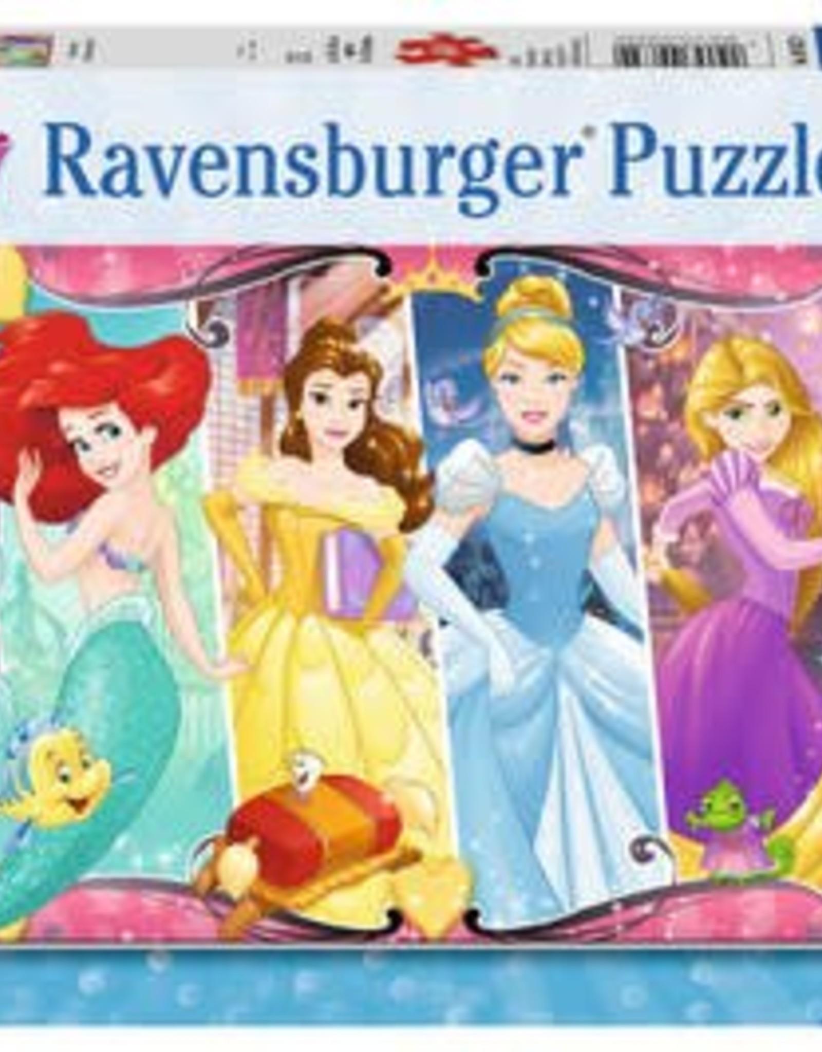 Ravensburger Disney Glitter Princess Heartsong 60pc Puzzle