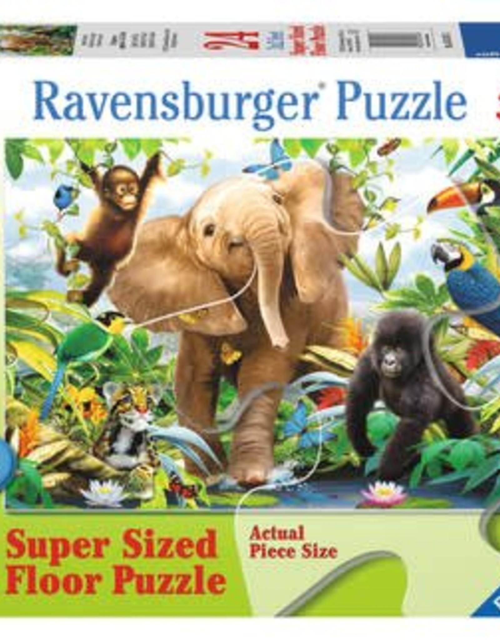 Ravensburger Jungle Juniors 24pc Floor Puzzle