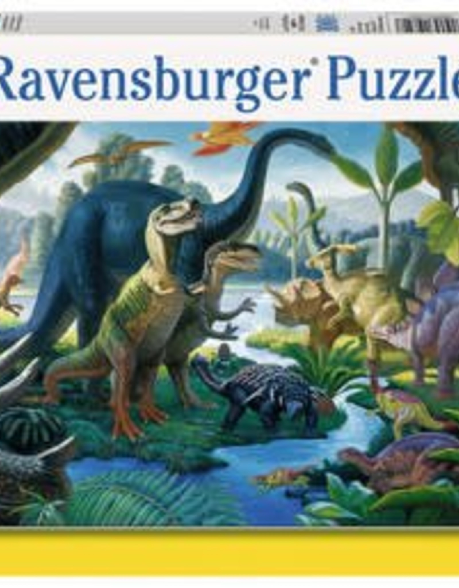 Ravensburger Land of the Giants 100pc Puzzle