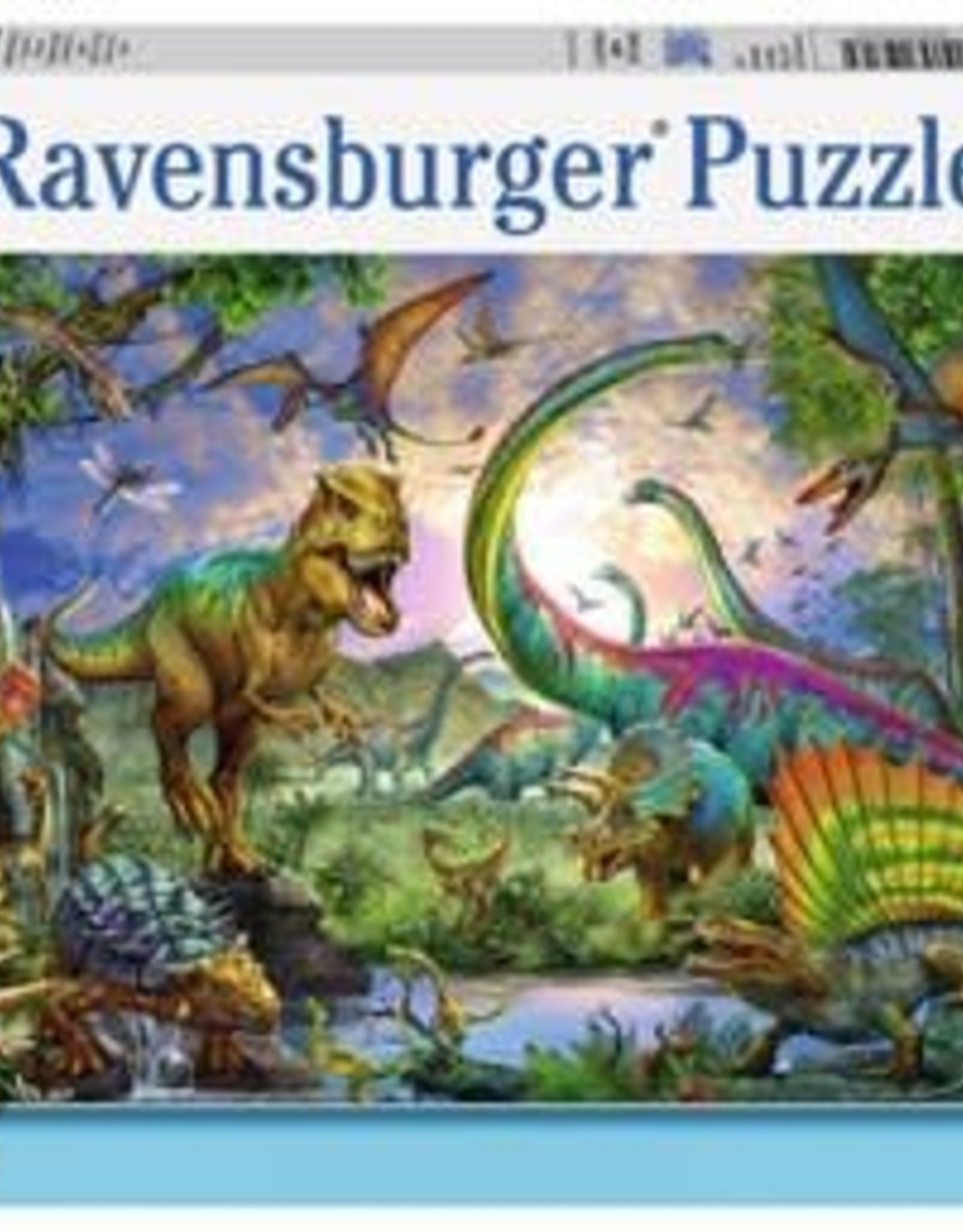 Ravensburger Realm of the Giants 200pc Puzzle