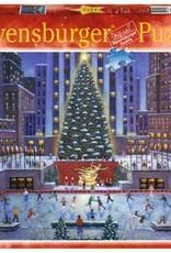 Ravensburger NYC Christmas Rockefeller Center 1000pc Puzzle