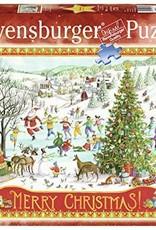 Ravensburger Winter Wonderland 1000pc Puzzle