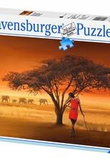 Ravensburger African Masai 500pc Puzzle