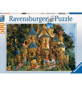 Ravensburger College of Magical Knowledge 500pc