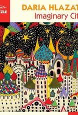 JK061 Daria Hlazatova - Imaginary city