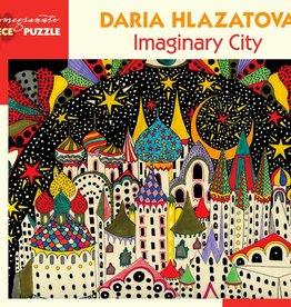 Puzzle - Imaginary City