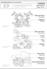 Savon liquide 300ml Fleur de coton