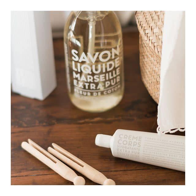 Compagnie de Provence - Crème mains 30ml Fleur de coton